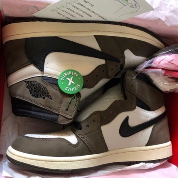 c658e75b Jordan Shoes | 1 Retro High Travis Scott | Poshmark